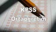 2018 KPSS Ortaöğretim Kaç Gün Kaldı?