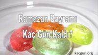 2018 Ramazan Bayramı Ne Zaman? Bayram Kaç Gün Kaldı?