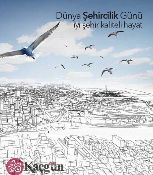 Dünya Şehircilik Günü