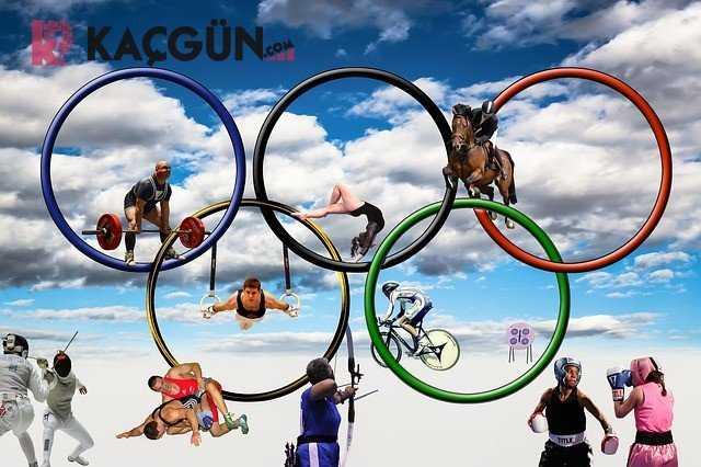 olimpiyatlar ne zaman