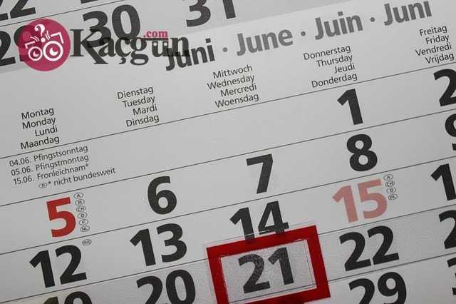 Kaç Yılda Bir Günler Aynı Olur?