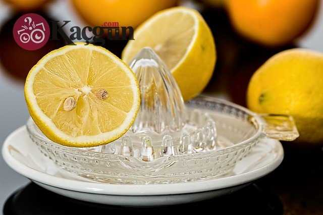 Günde Kaç Limon Tüketilmeli?
