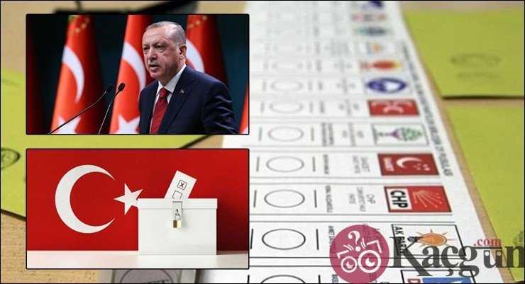 Seçimlere Kaç Gün Kaldı Erken Seçim Ne Zaman