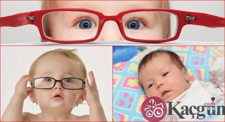 Bebekler Ne Zaman Görmeye Başlar