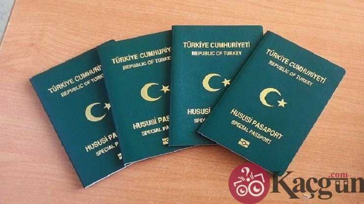 Yeşil Pasaport Yenileme İşlemleri 2018