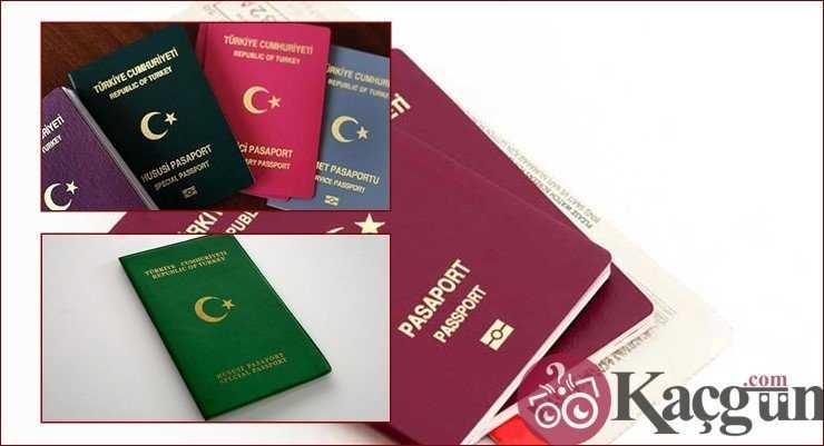 Pasaport Ücretleri (2018)