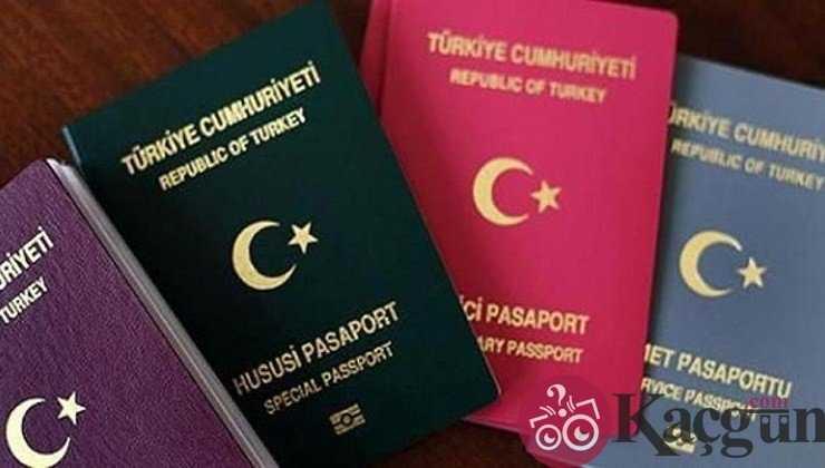 Pasaport Türleri, Kaç Çeşit Pasaport Var?