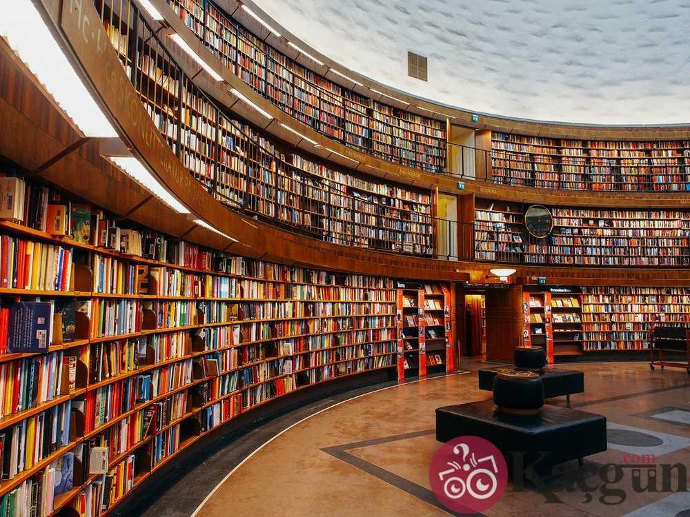 Kütüphane nedir?